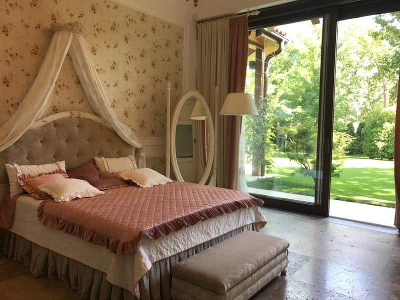 French paris bedroom design