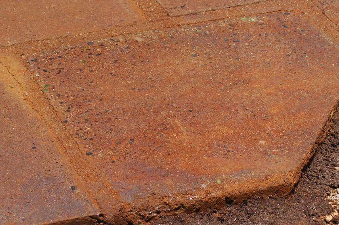 ferrock paving