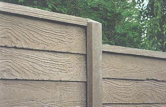 timbercrete panels